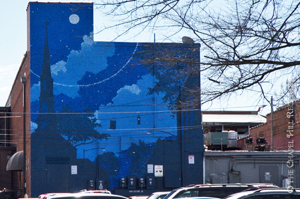 BlueNight Mural Walking Tour