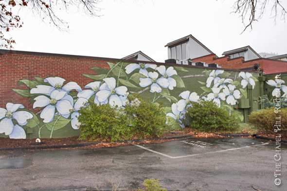 Dogwoods Mural Walking Tour