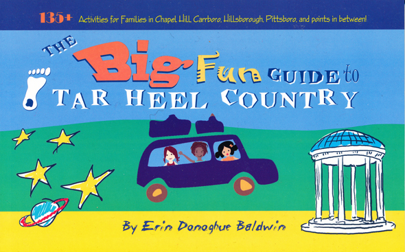 ErinBaldwinArticle The Big Fun Guide to Tar Heel Country