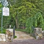 Coker Arboretum Entrance
