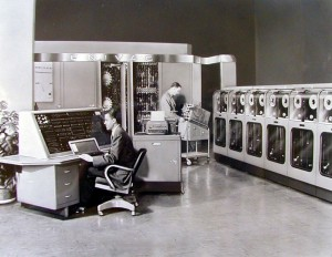 UNIVAC 300x232 The Luckiest Man