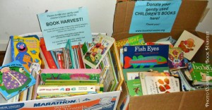 BHDonationBoxes 300x156 Book Harvest