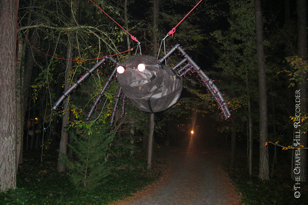 BigSpider Halloween in the Hill