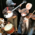 Paperhand Puppet Intervention Presents: THE PAINTED BIRD