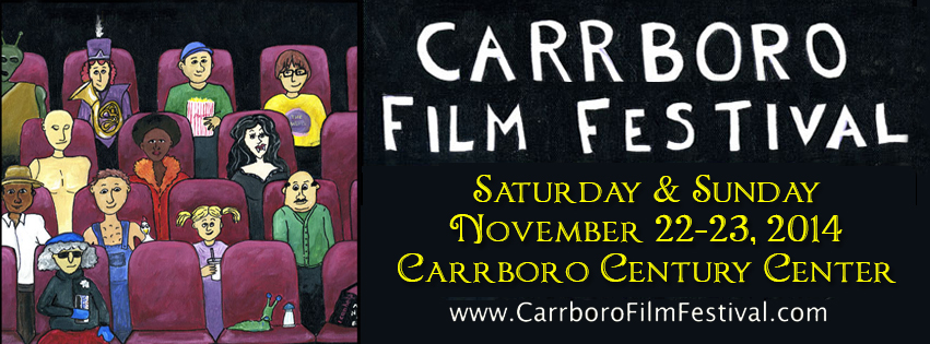 CFFArticle14 9th Annual Carrboro Film Festival 2014