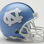 UNC football helmet 150x150 Events
