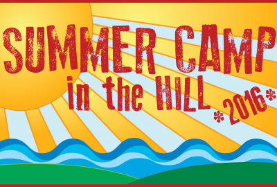 Summer Camp in the Hill – 2016